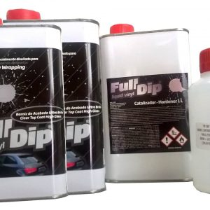 Full Dip TOP COAT - ULTRA LUCIDO 3,25L